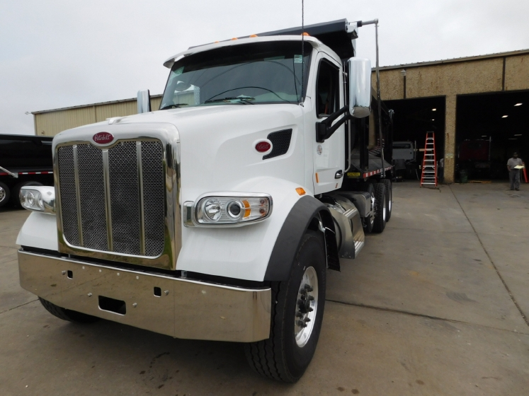 2018 PETERBILT 567-115 NON SLEEPER