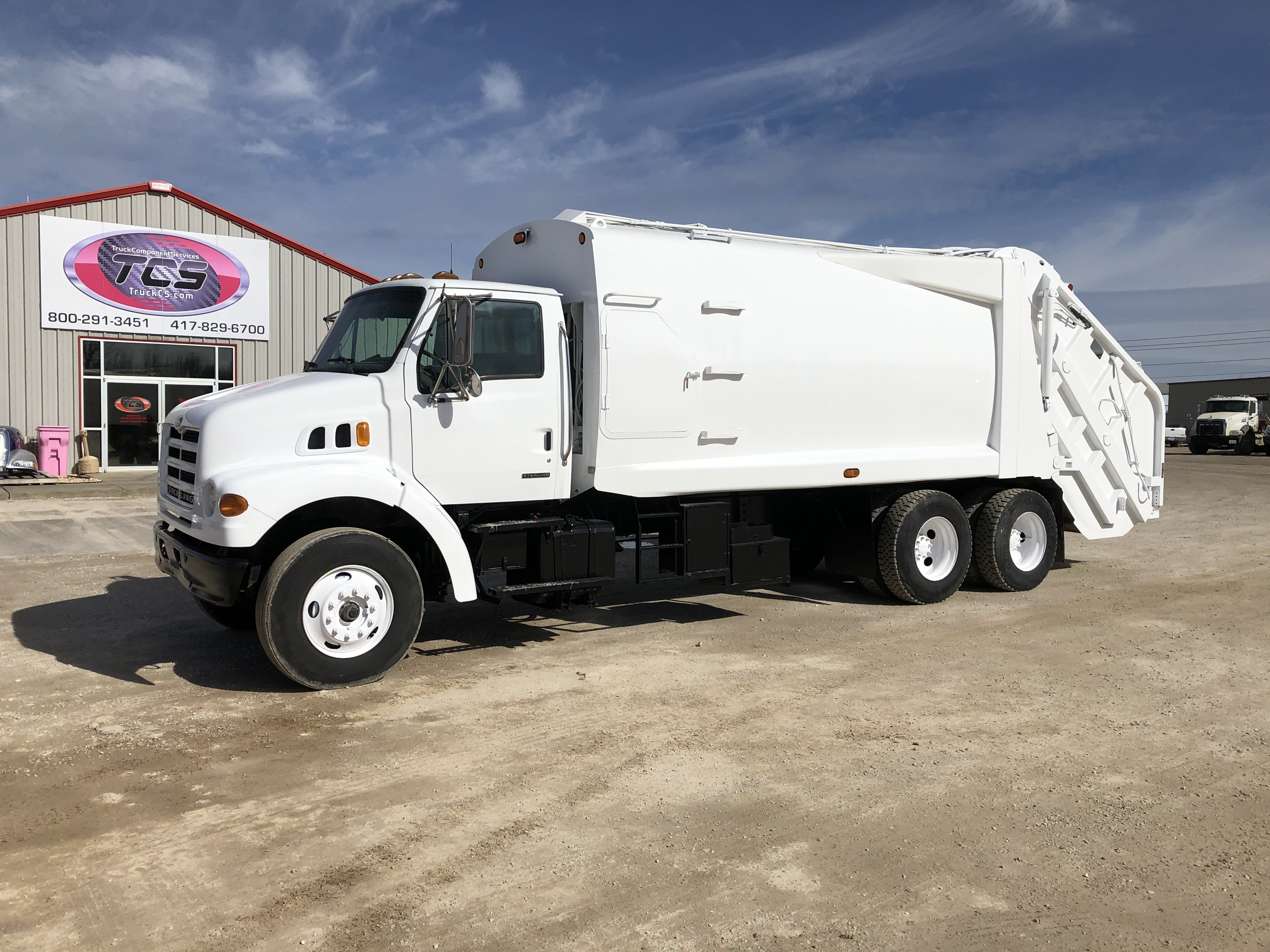 2002 STERLING L7500 SERIES NONE