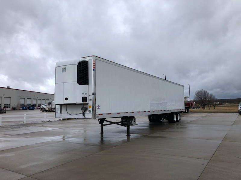 2014 UTILITY REEFER NONE