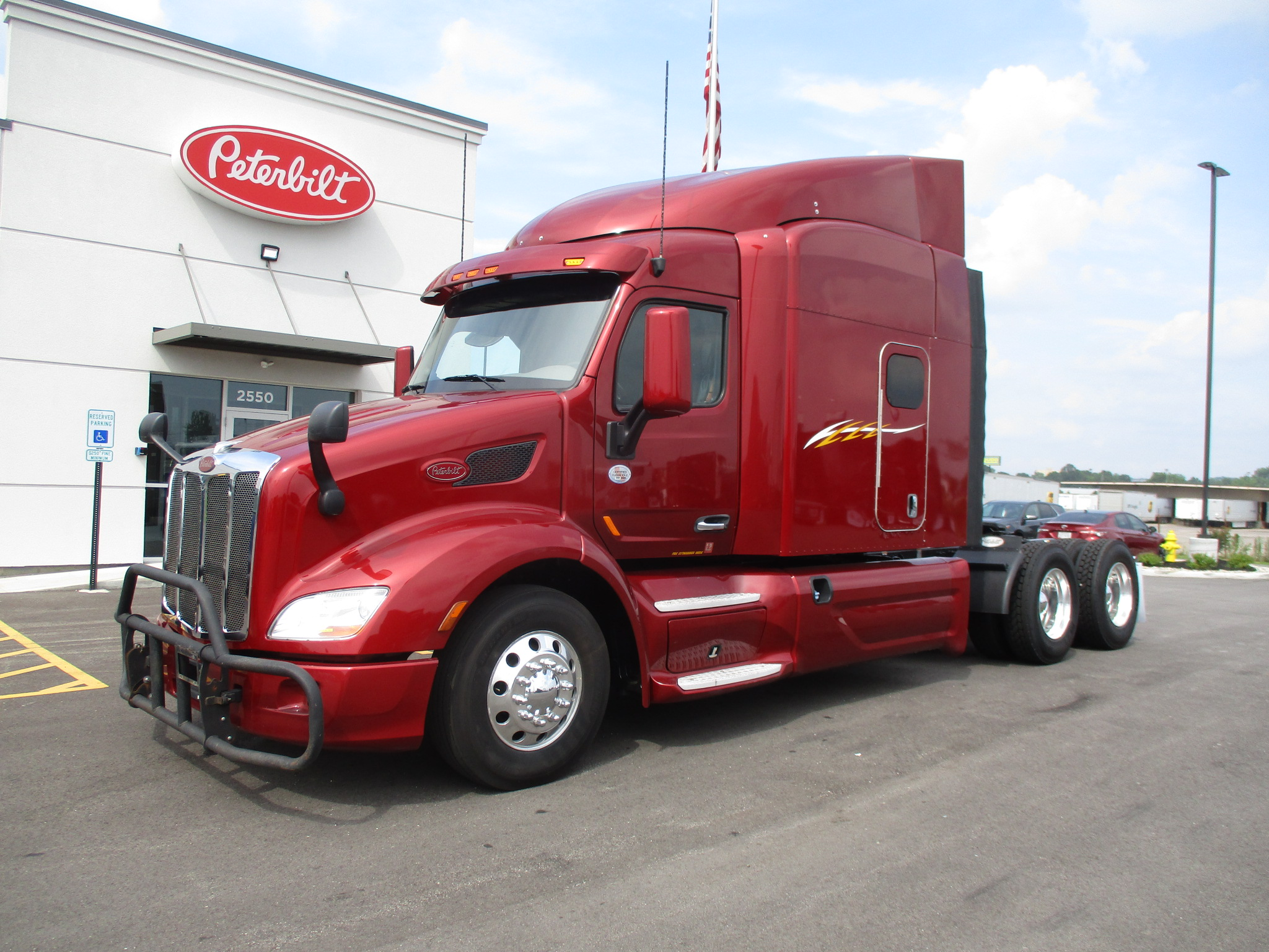 Used Peterbilt Trucks For Sale Paccar Used Trucks Tlg